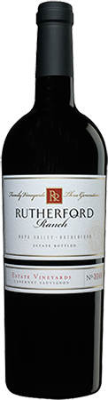 2013 Rutherford Ranch Estate Cabernet Sauvignon