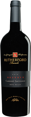 2012 Rutherford Ranch Reserve Cabernet Sauvignon