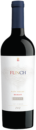 2013 FLINCH Merlot, Napa Valley