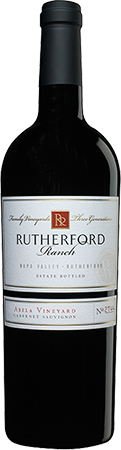2012 Rutherford Ranch Abela Vineyard Cabernet 1.5 Liter