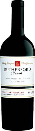 2014 Franklin Vineyard Cabernet Sauvignon, Rutherford