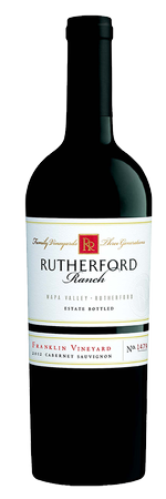 2012 Rutherford Ranch Franklin Vineyard Cabernet Sauvignon     1.5 L