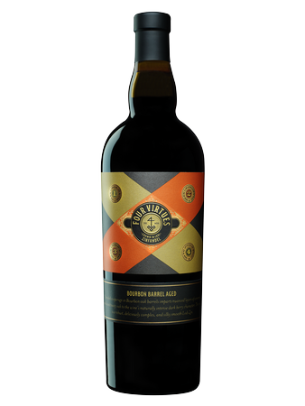 2016 Four Virtues Bourbon Barrel Aged Zinfandel - Lodi