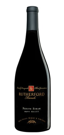 2016 Rutherford Ranch Petite Sirah, Napa Valley