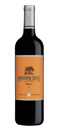 2018 Round Hill Merlot, California