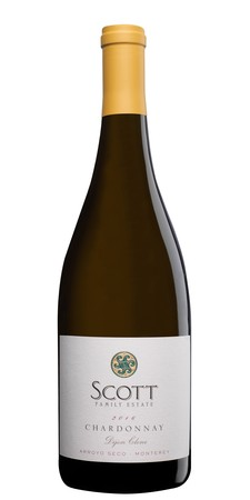 2017 Scott Family Estate Chardonnay, Arroyo Seco Monterey