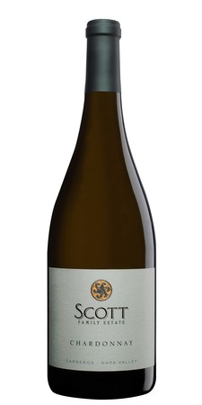 2017 Scott Family Estate Chardonnay, Carneros