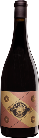2017 Four Virtues Pinot Noir