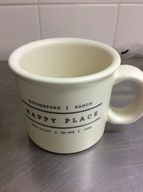 'Happy Place' Mug