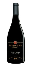 2018 Rutherford Ranch Petite Sirah, Napa Valley