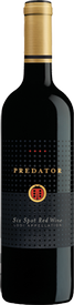 2015 Predator Six Spot Red Wine, Lodi